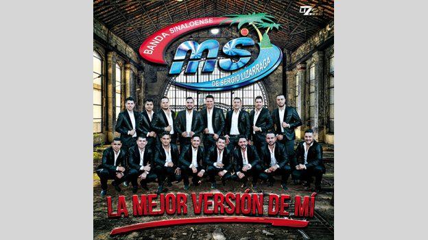 """Banda MS causa sensación en con su nuevo disco titulado """"La mejor versión de mi"""""""