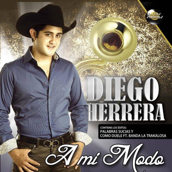 Diego Herrera lanza nuevo sencillo.