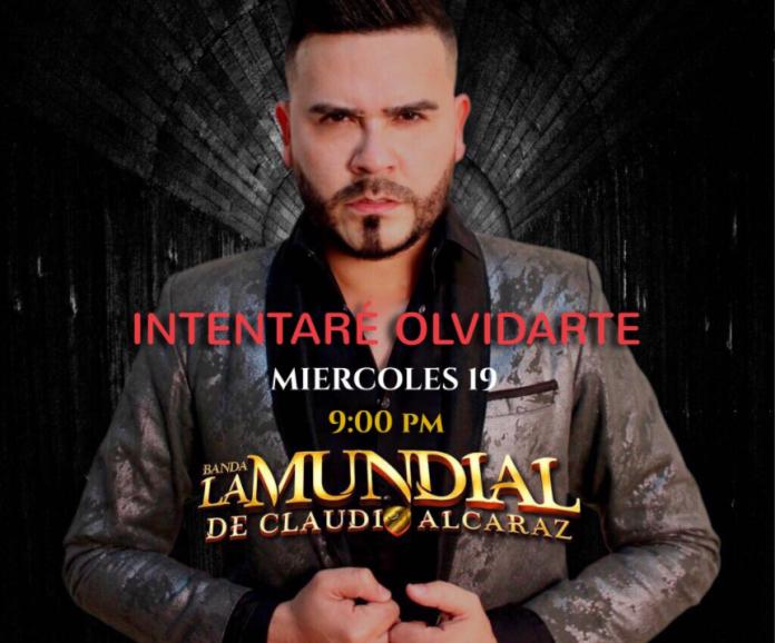 Claudio Alcaraz estrena el video de 'Intentaré Olvidarte'