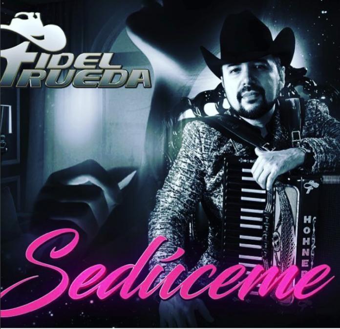 Fidel Rueda sorprende con su nuevo tema, 'Sedúceme'