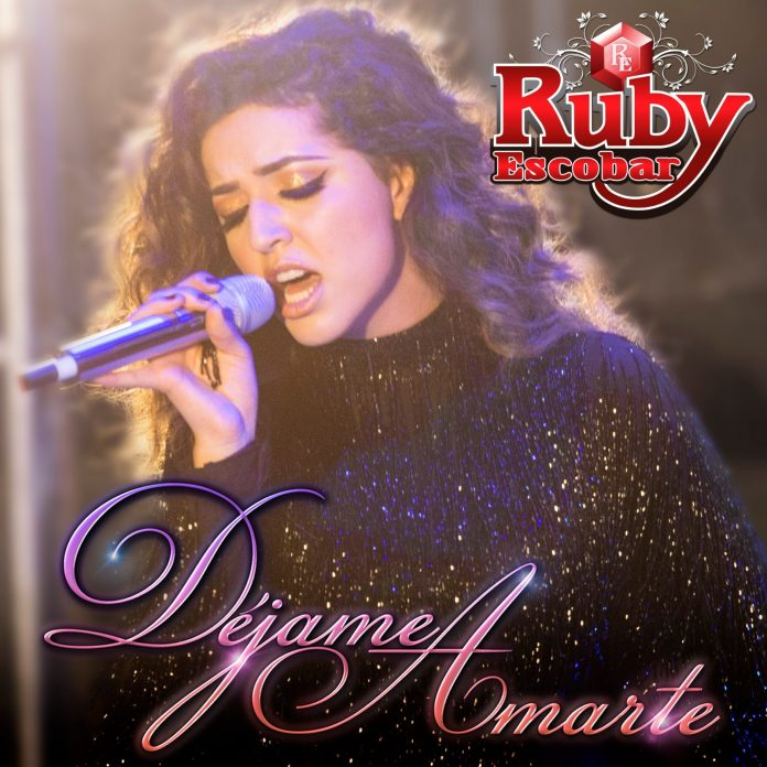 Ruby Escobar demuestra su madurez musical