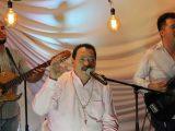 Julio Preciado graba temas rancheros