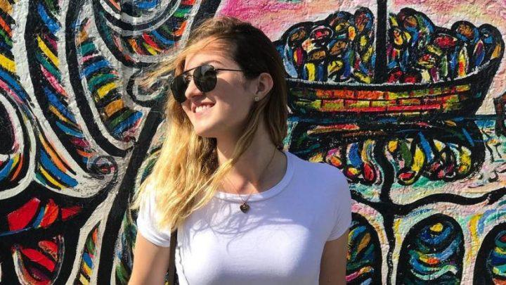 Melanie Carmona presume en redes su figura