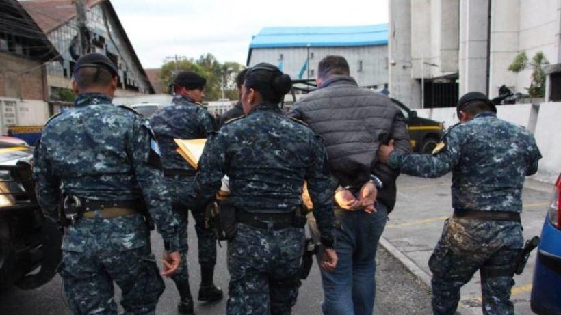 A miembros de La Trakalosa les fijan fianza; continuarán proceso en Guatemala