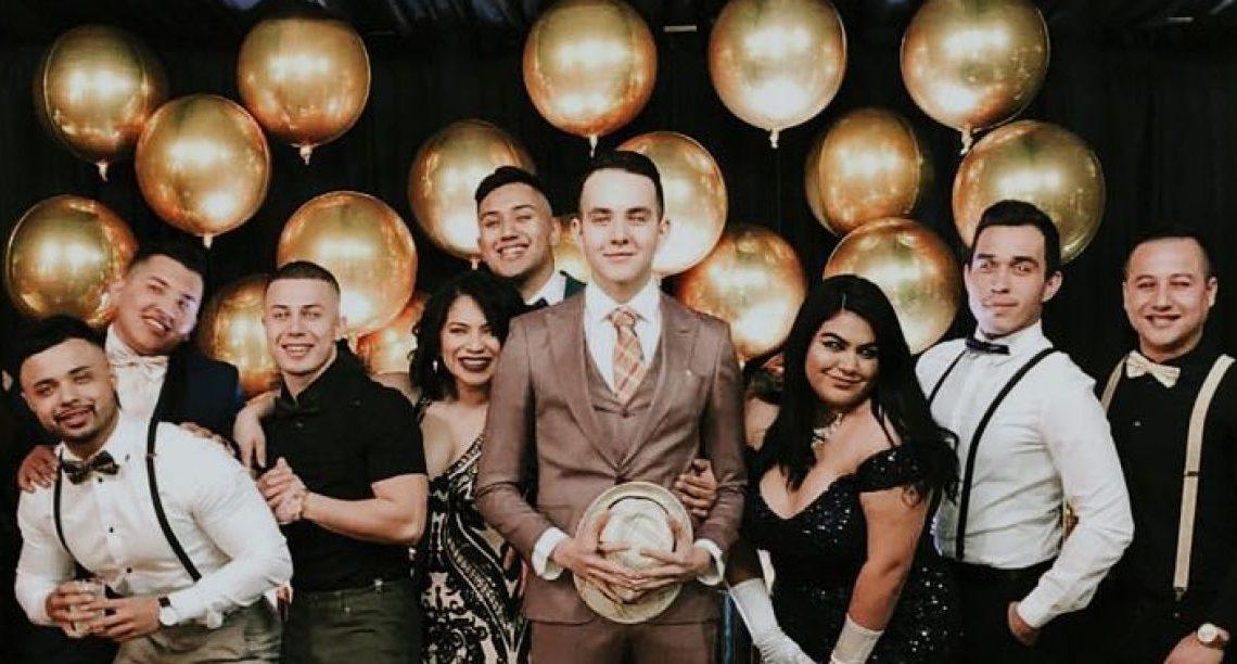 Chiquis Rivera organizó lujosa fiesta a su hermano