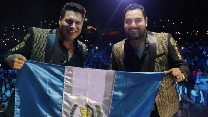 Banda MS triunfa con su presentación en Guatemala