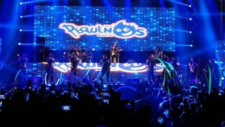 Banda Pequeños Musical recordará sus éxitos en gran concierto