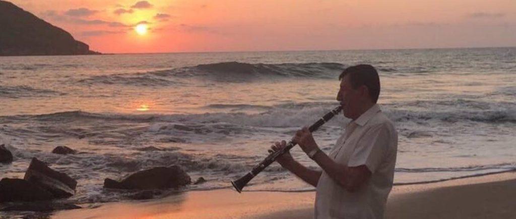 Germán Lizárraga habla del significado del clarinete en su vida