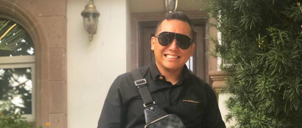 Edwin Luna se irá al otro lado del mundo para darle una sorpresa a sus seguidores