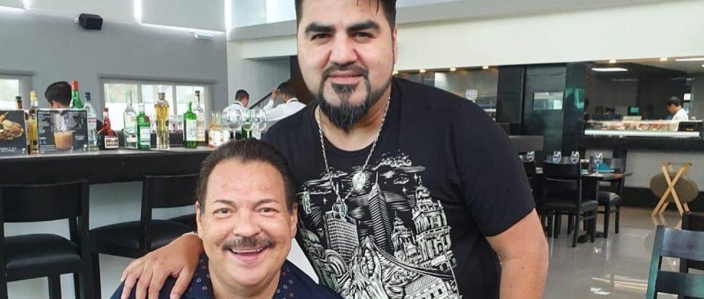 Julio Preciado y 'El Mimoso' alborotan a sus fans en Instagram con encuentro